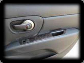 wooden panel door grand livina hws autech